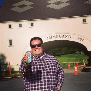 Ommegang Cheers